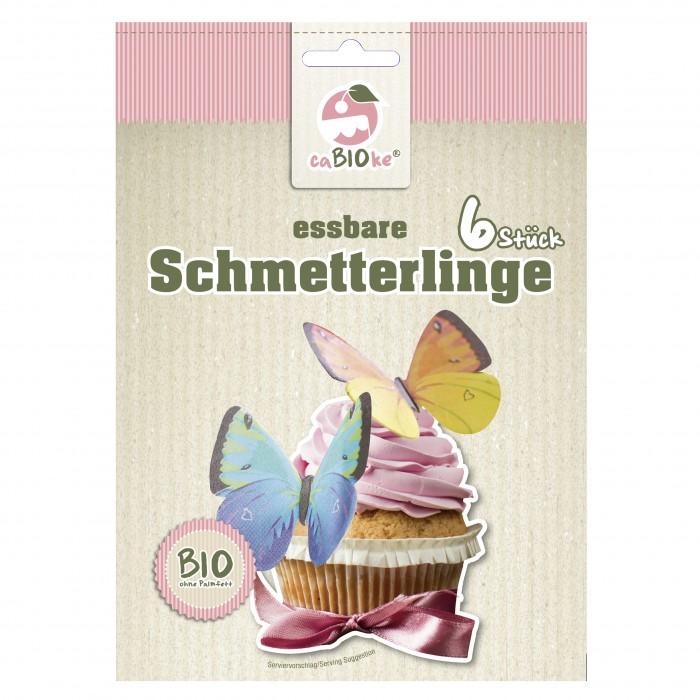 Bio Esspapier Schmetterlinge